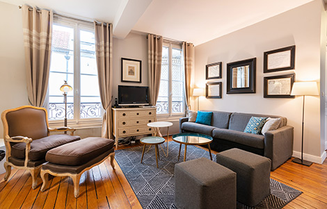 Our Apartments For Short Term Rentals