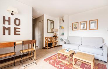Marais Studio 1 2 Guests